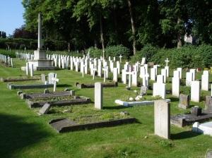 Christchurch Cemetery, Portsdown