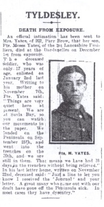 Moses Yates Leigh Journal L1916.1.P7