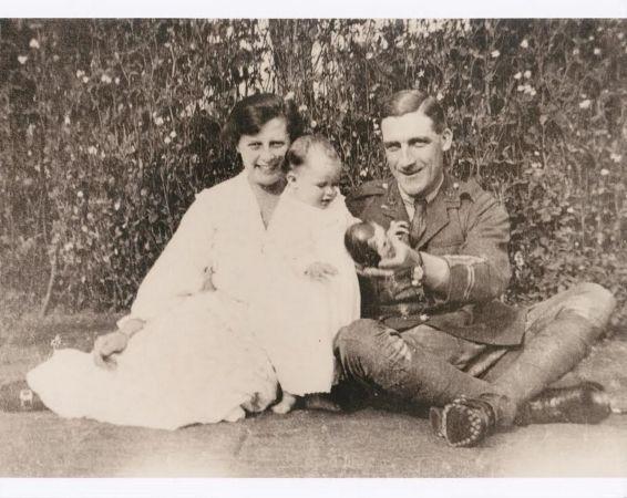 Charles May & Family