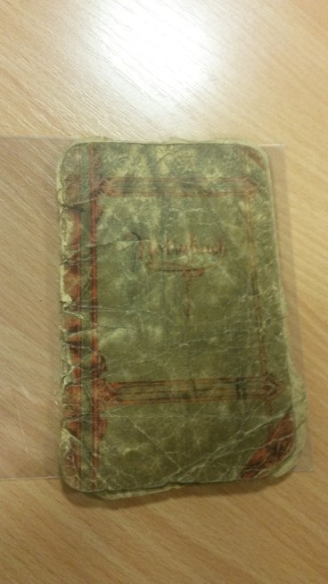 Pvt McGrath's Notebook