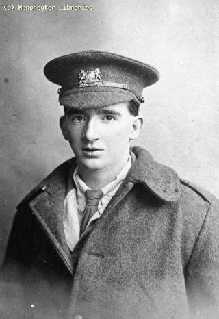 1917 Mch Reg soldier