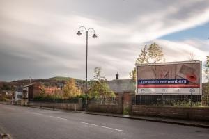 Tameside remembers project billboard