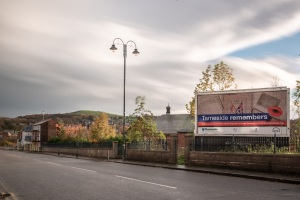 Tameside remembers project billboard